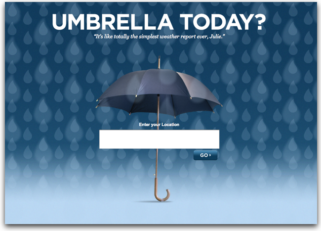 Umbrella Today