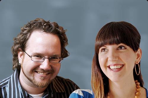Aaron Gustafson & Jenn Lukas